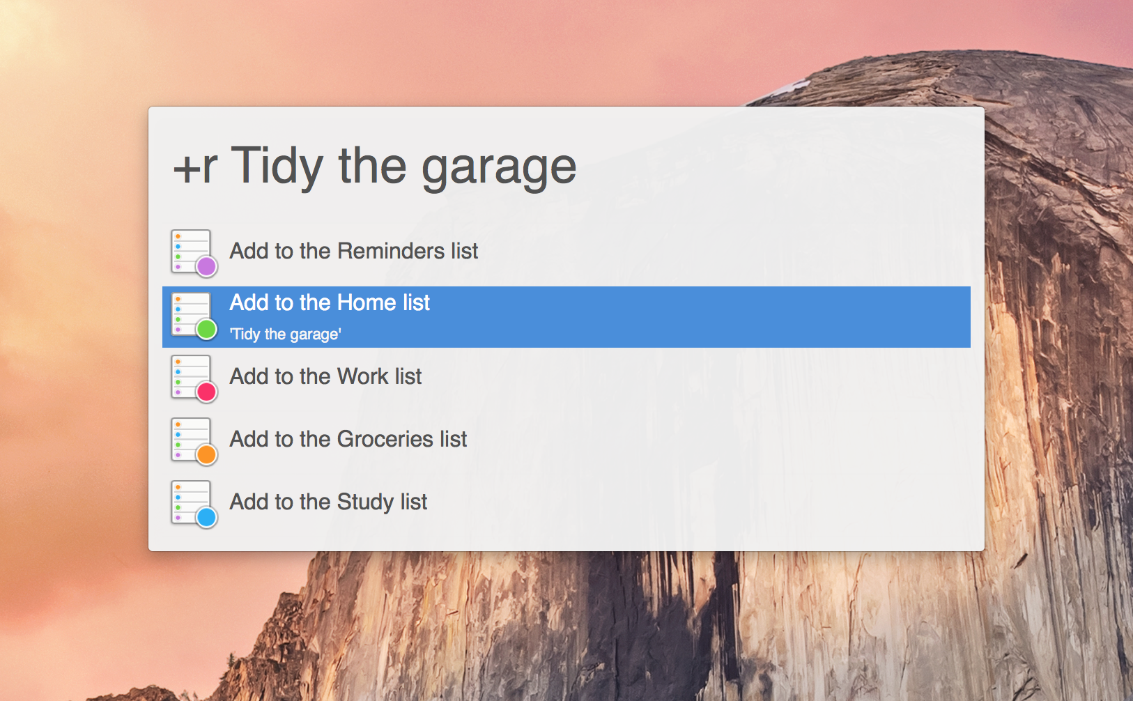 how to delete tasks in reminders